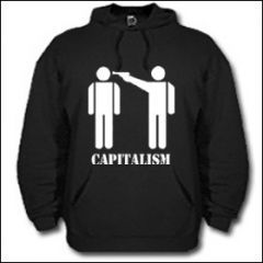 Capitalism - Hooded Sweater