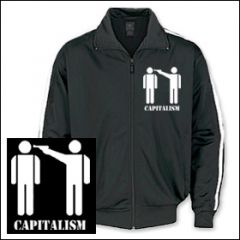 Capitalism - Trainingsjacke