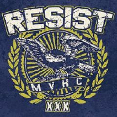 Resist - We Want Our World Back MCD