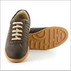 Wombat Sneaker (Braun)