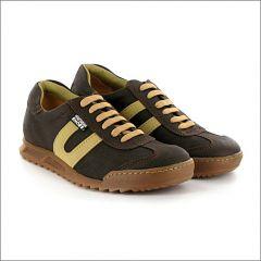 X Trainer Sneaker (Braun)
