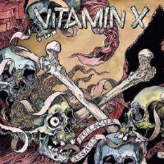 Vitamin X - Full Scale Assault LP