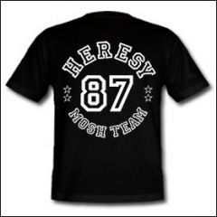 Heresy - Mosh Team Shirt