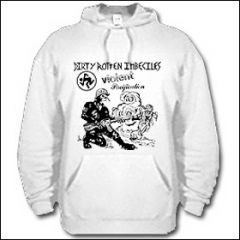 DRI - Violent Pacification Hooded Sweater