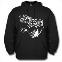 Wasted Youth - Diver Hooded Sweater