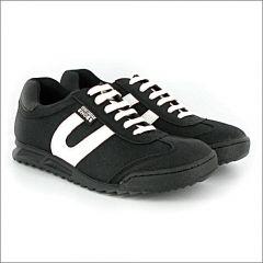 X Trainer Sneaker (Schwarz)