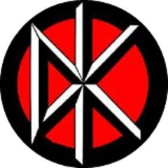 Dead Kennedys - Logo Button