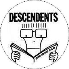 Descendents - Everything Sucks Button