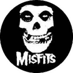 Misfits - Button
