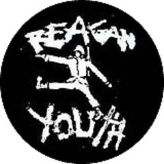 Reagan Youth - Soldier Button