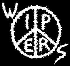 Wipers - Logo Aufnäher