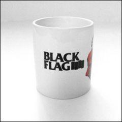 Black Flag - My War Tasse