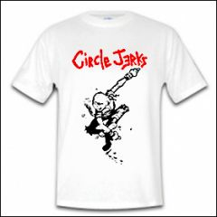 Circle Jerks - Skanking Kid Shirt