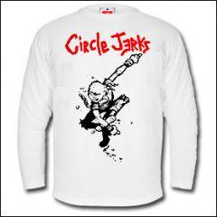Circle Jerks - Skanking Kid Longsleeve