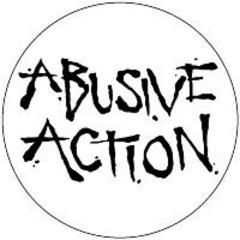 Abusive Action - Logo Button