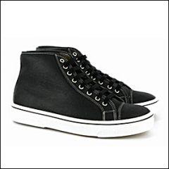 Omega Boot Sneaker (Schwarz)