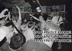 Mainstrike - Poster