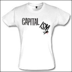 Capitalism - Ism Girlie Shirt