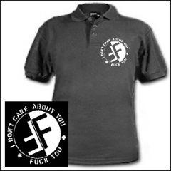 Fear - Fuck You Polo Shirt