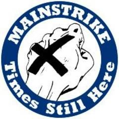 Mainstrike - Times Still Here Button