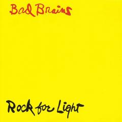 Bad Brains - Rock For Light LP