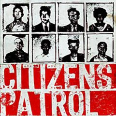 Citizens Patrol - s/t LP