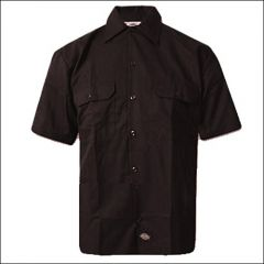 Dickies 1574 Work Shirt dunkelbraun