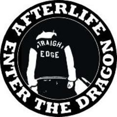 Afterlife - Enter The Dragon Button