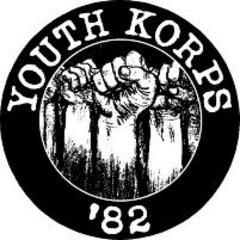Youth Korps - '82 Button