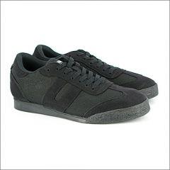Panther Hemp Sneaker (Schwarz)
