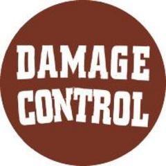 Damage Control - Logo Button