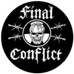 Final Conflict - Skull Button