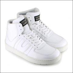 Veg Supreme Hi Top Sneaker (Weiß)