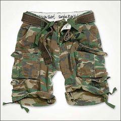 Division Shorts woodland