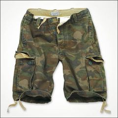 Vintage Shorts woodland