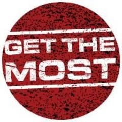 Get The Most - Logo Button