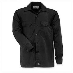 Dickies 574 Work L/S Shirt schwarz