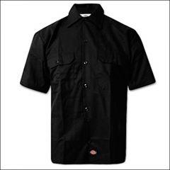 Dickies 1574 Work Shirt schwarz
