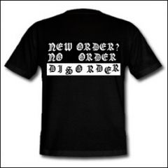 Reagan Youth - New Order Shirt