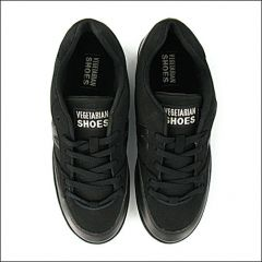 Veggie Hemp Delite - Sneaker (Schwarz)