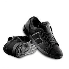 Macbeth Emerson Sneaker (Schwarz/Schwarz)