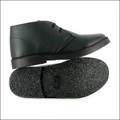 Bush Boot (Black Micro)