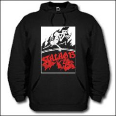 Stalag 13 - Skeleton Skater Hooded Sweater