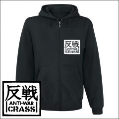Crass - Anti-War Zipper