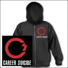 Career Suicide - Logo Zipper