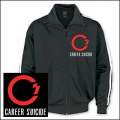 Career Suicide - Logo Trainingsjacke
