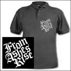 From Ashes Rise - Logo Polo Shirt