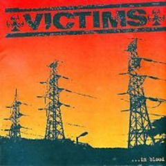 Victims - In Blood LP