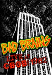 Bad Brains - Live At CBGB 1982 DVD