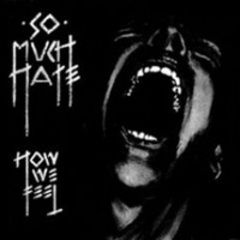 So Much Hate - How We Feel LP